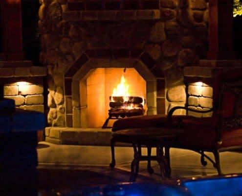 Custom Fireplace Franklin, WI