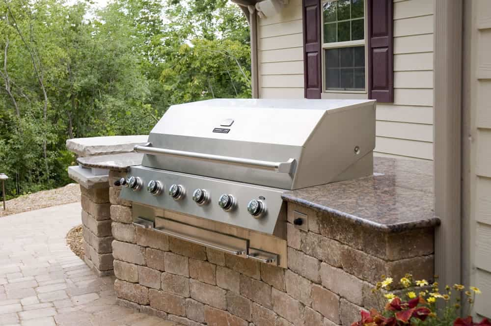 Wi Outdoor Built In Grill Elm Grove