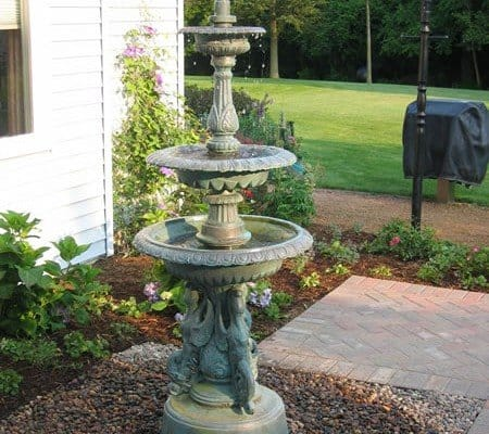 Decorative Water Feature New Berlin, WI