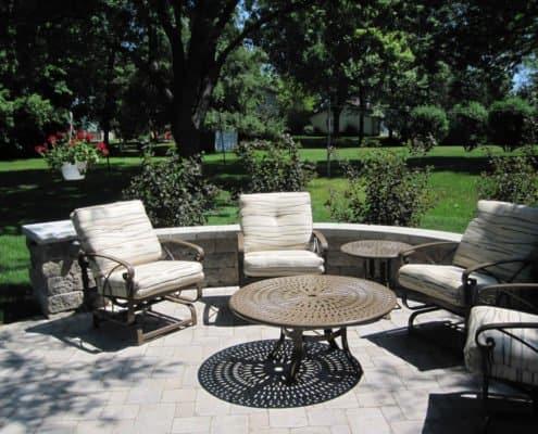 custom patio