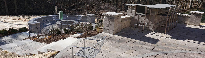 Landscaper design build manage muskego wi for Terra firma landscape architecture
